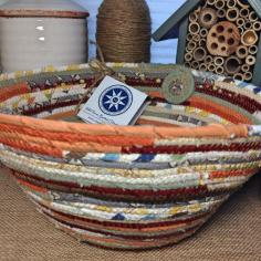 Large Table Basket 0762 by 1840Farm on Etsy