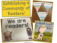 Is your classroom encouraging reading each day? Check out some simple ideas to help build confidence in your readers!