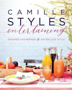 A gorgeous, full-color guide filled with more than 150 color photos, 75 stress-free recipes, and creative entertaining ideas from a celebrated Austin-based blogger, event stylist, and lifestyle expert, offering inspired ideas and step-by-step instructions to help readers plan unforgettable gatherings and live stylishly every day. Infused with the youthful spirit of popular lifestyle blogger and event stylist Camille Styles, this lush how-to for entertaining features fresh, inspirational party ideas for every season. Filled with her easygoing elegance and effortless, stress-free philosophy, Camille Styles Entertaining offers step-by-step instructions and affordable tips covering every aspect of entertaining to inspire memorable gatherings and celebrate everyday moments. Filled with dozens of delicious recipes, approachable DIY projects, and tried-and-true tips for menu planning, creating a playlist, table and bar settings, the perfect wardrobe, and most important, staying stress-free, Camille Styles Entertaining helps you celebrate major holidays, milestones, and even everyday moments in a fun, stylish, and creative way. Each gathering featured in this gorgeously designed and photographed entertaining guide draws inspiration from up-and-coming trends and Camilles own experiences. In addition to creative hors doeuvres and cocktail ideas, floral design tips and inspiring table designs, here are parties for: Fall Celebrations: Picnic at the Farm, Thanksgiving Dinner Winter Celebrations: At-Home Game Night, Holiday Cookie Swap Spring Celebrations: Springtime Brunch, Fiesta Dinner Party Summer Celebrations: Mediterranean Anniversary Dinner, Grilled Pizza PartyWith Camille Styles Entertaining, you can transform a normal day into a fun gathering, engage the senses with beauty, and create unforgettable memories with family and friends.