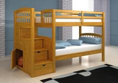 You will discover various kinds and styles of Bunk Bed with Stairs you can find at the moment. But, it may be less complicated that you should look at the individual that would suit in the place of your own children and would just be sufficient for his or her needs.