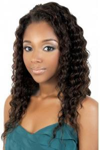 16 inch long LFRCY1721 Lace Front Wigs 1B/30 Curly Hair Wig UK