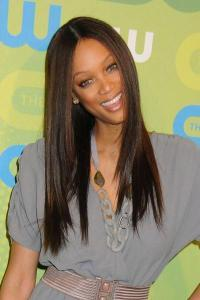 FS0792 Remy Wig Tyra Banks Long Hair