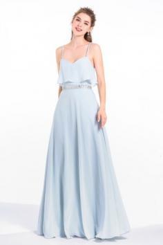 Robe élégante pour témoin mariage