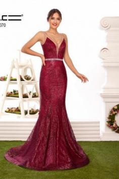 Designer Abendkleider Lang Glitzer | Rote Abiballkleider Kaufen