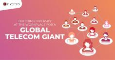 Businesses across the globe are focusing on hiring a diverse workforce to promote the inclusive, wholesome development of their workplaces. A global telecom giant wanted to reduce bias while hiring and create a bespoke solution to meet the divergent requirements of different geographies. It also wanted to enable an evolved Internal Talent Mobilization to utilize their existing employees effectively, for which it required a fair assessment of their skills without exhibiting any prejudice. Read More: https://bit.ly/3ciHezN
